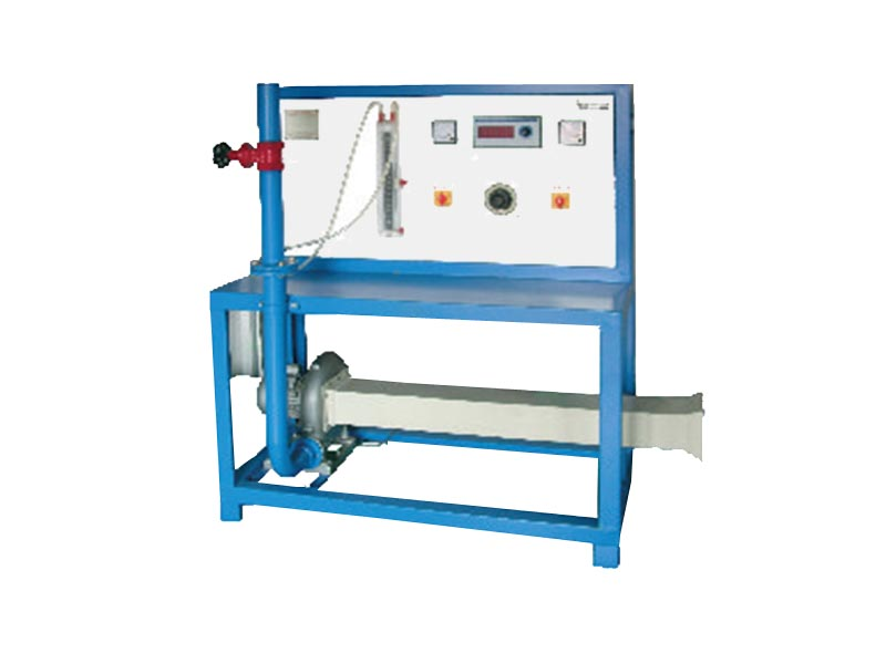 Heat Transfer Through Pin-Fin Apparatus